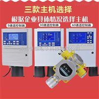 供應固定式安裝二氯甲烷氣體泄漏報警器廠家