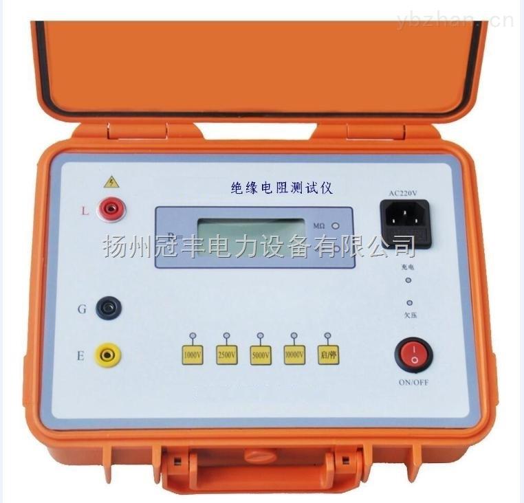 冠丰生产高压绝缘电阻表(可定做)