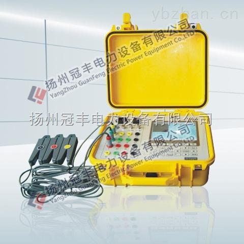 智能三相电能表现场校验仪 用电检测仪