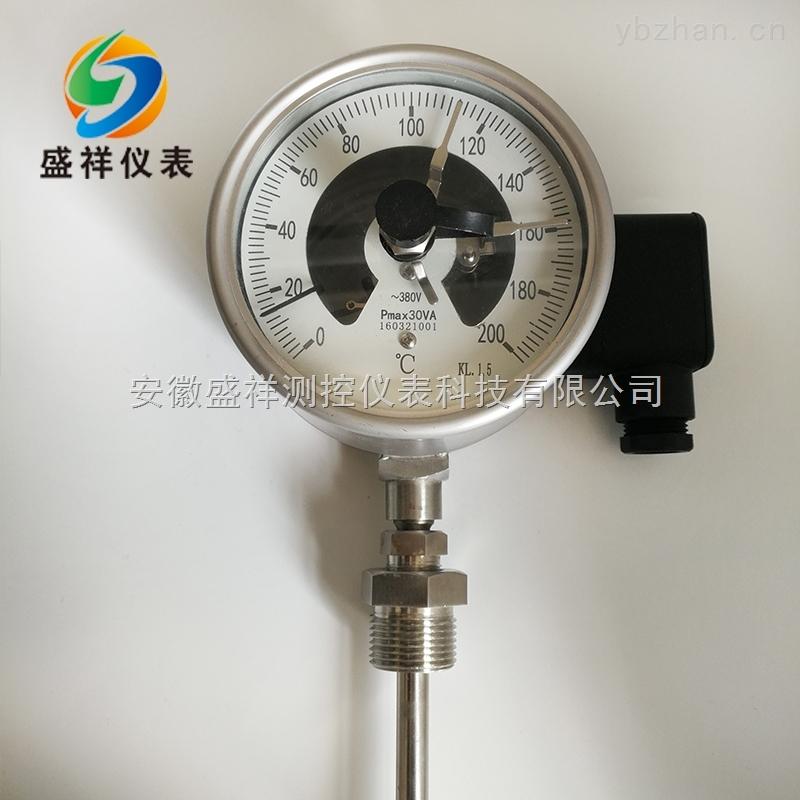 WSSX-411-電接點雙金屬溫度計