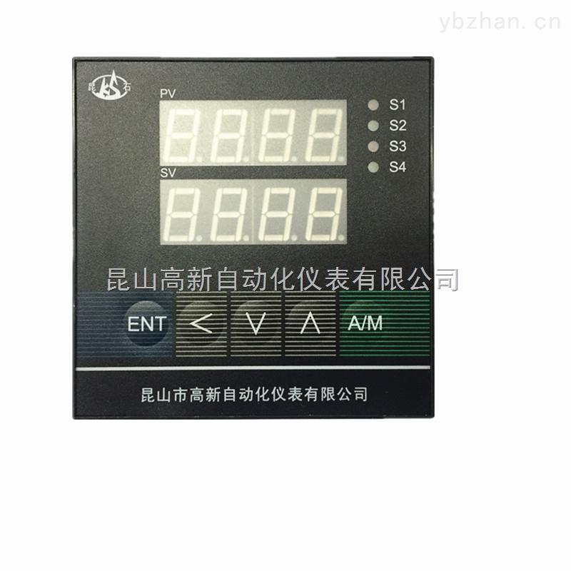 XMTJ-3300BA1-智能数字双回路显示控制仪