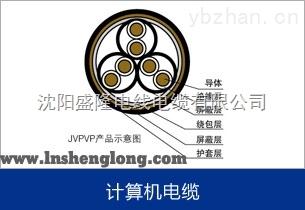 """计算机电缆  沈阳高温电缆厂  """"弘仁""""电缆"""