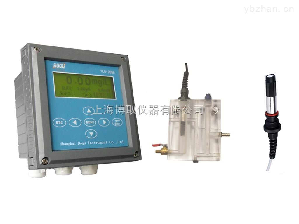 YLG-2058中文液晶显示在线余氯测定仪