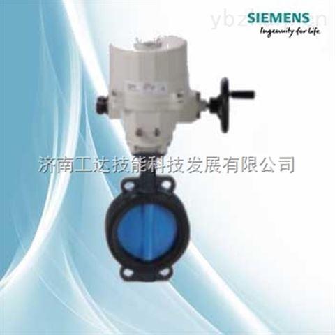 西门子电动蝶阀在冷冻机自动控制中应用