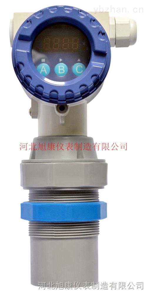 UIG21-F-铸铝型两线制超声波液位计