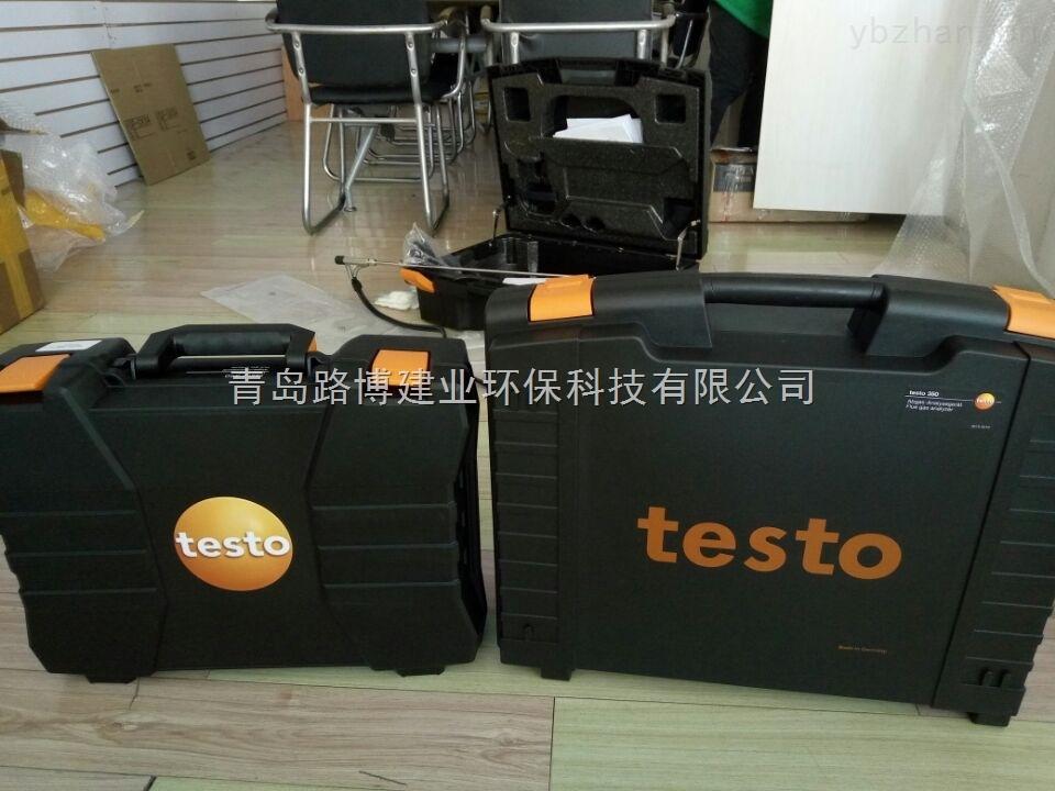 TESTO-德国德图原装进口350燃烧TESTO烟气分析仪