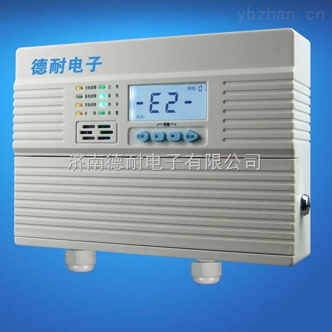 化工廠倉庫二氧化碳泄漏報警器,毒性氣體報警器手機云監測