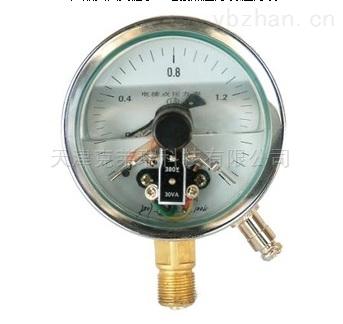 哈爾濱指針電接點壓力表
