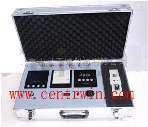 ZH7037型分光光度裝修污染檢測儀/室內環境監測儀