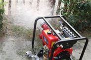 电启动2.5寸3寸柴油机应急消防泵