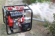 出口2.5寸柴油机无水真空自吸泵品牌