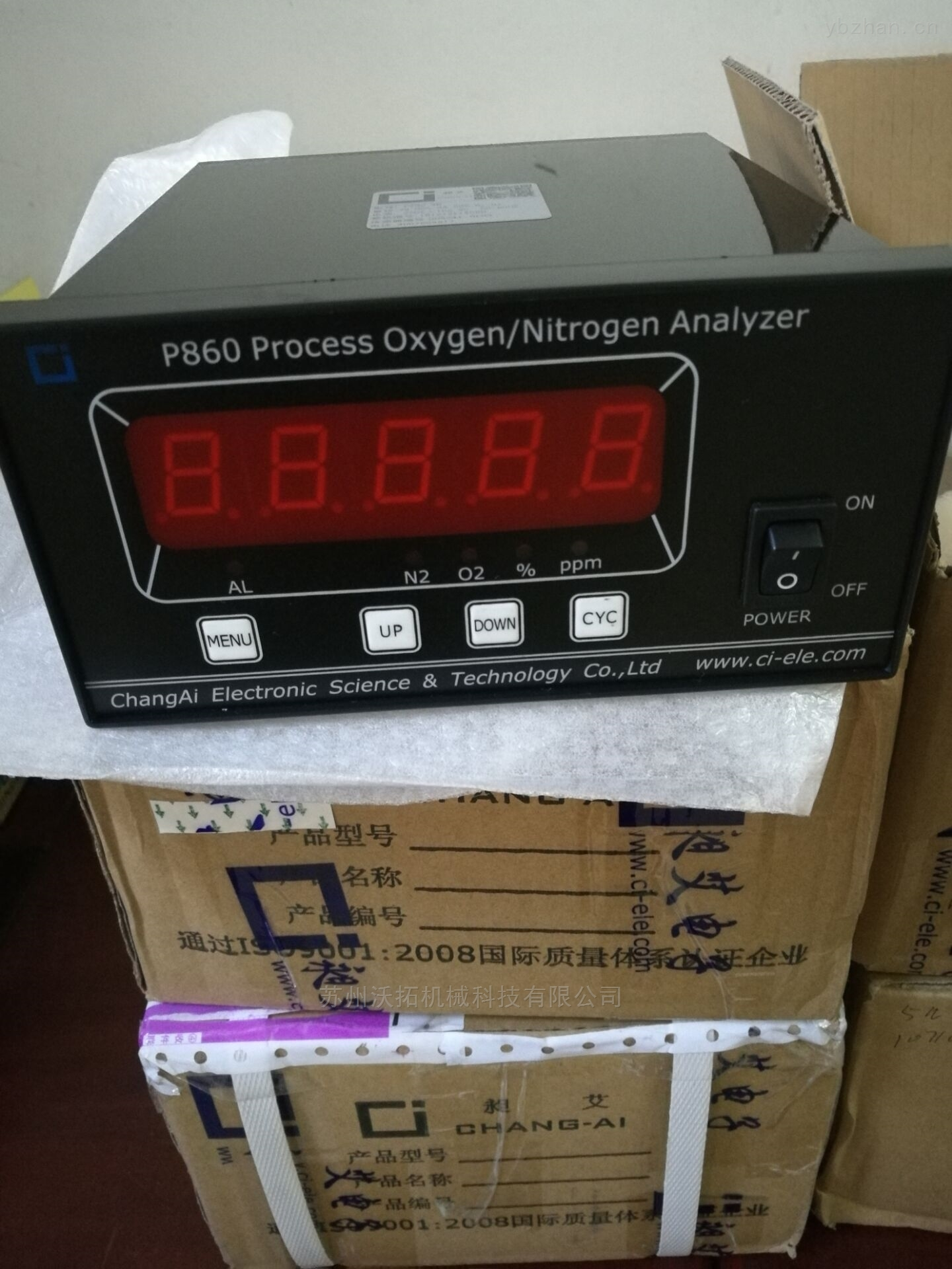 p860氮气分析仪价格