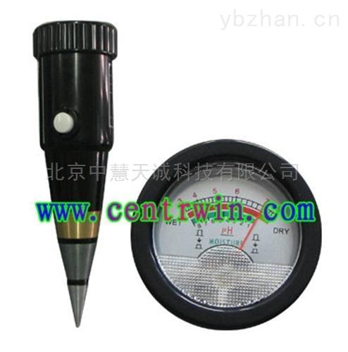 ZH6085型土壤酸度水分计/土壤酸湿度计/土壤酸碱度计/便携式土壤酸度计