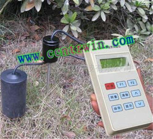 ZH6063型土壤溫濕度記錄儀/土壤墑情記錄儀/便攜式土壤多參數速測儀