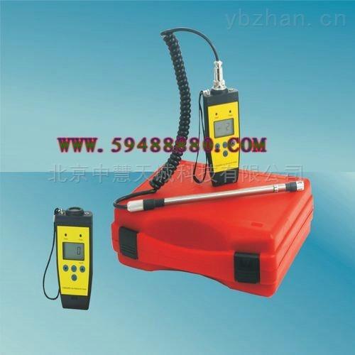 ZH5754型便攜式氫氣檢漏儀/擴散式可燃氣體檢漏儀