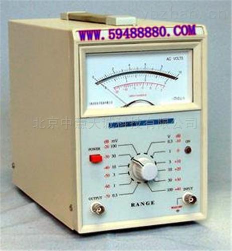 ZH5643型交流毫伏表