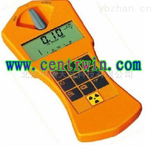 ZH5276型多功能辐射检测仪/多功能数字核辐射议 德国