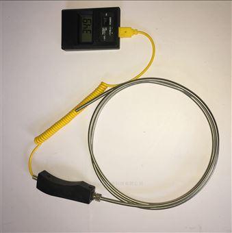 WRN-104手持式铠装铝水专业热电偶