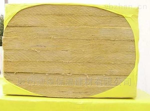 沈阳硬质岩棉保温板工艺流程