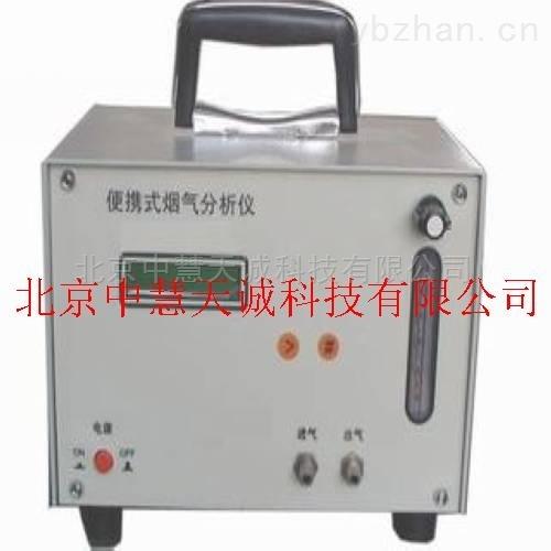 ZH1272型智能煙氣分析儀