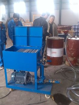 多功能高效双级真空滤油机