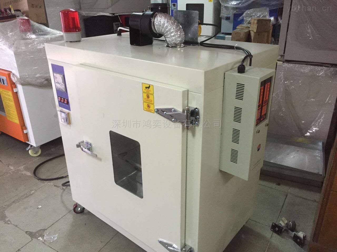HYYHK-1230-电热不锈钢烘烤箱双门工业大型高温烤箱