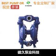 衬氟隔膜泵(十大品牌)QBY型