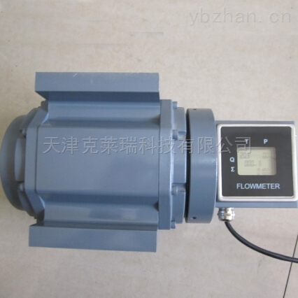 DN50溫壓補償羅茨流量計廠家