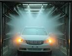 汽车整车淋雨测试箱