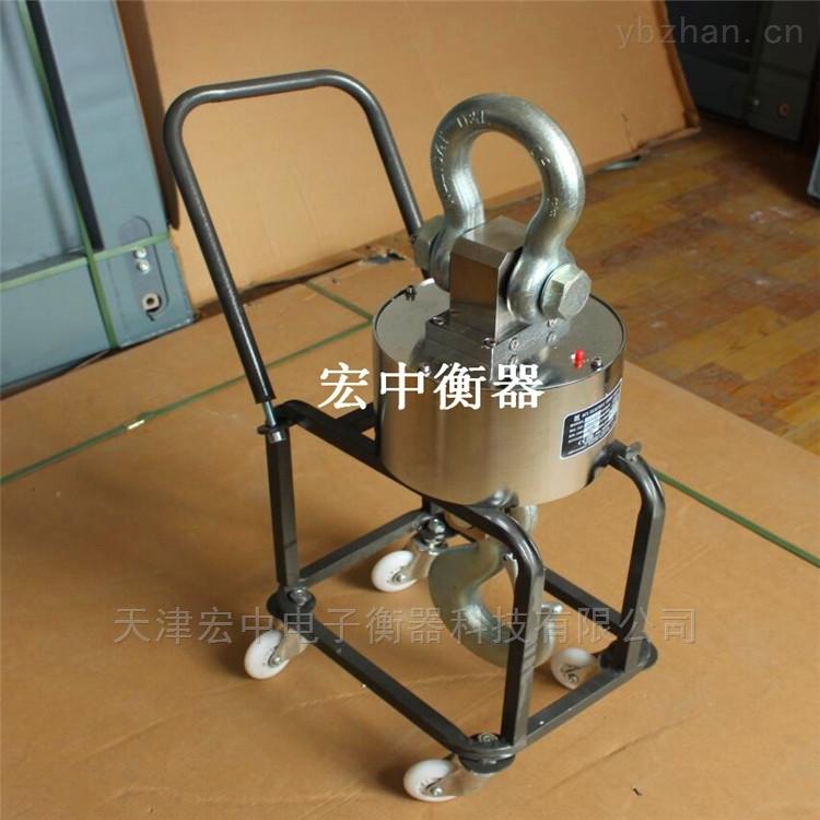 抚宁县3吨全钢耐碰撞高精度吊秤图片