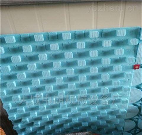 河南地暖模块铝板干式 地暖板 可定制