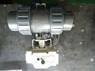 电动衬氟法兰球阀专业生产厂家