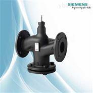 VVF53.40-12.5西門子電動調節型蒸汽閥