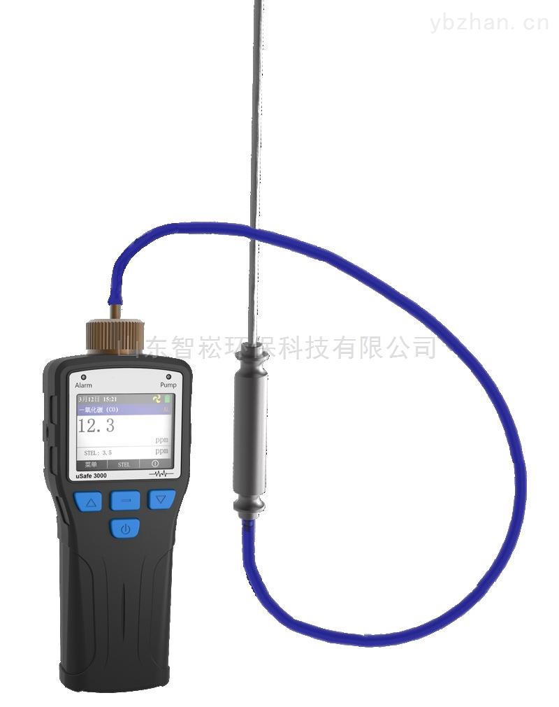 ZP200-NH3-手持式泵吸式氨气气体检测仪