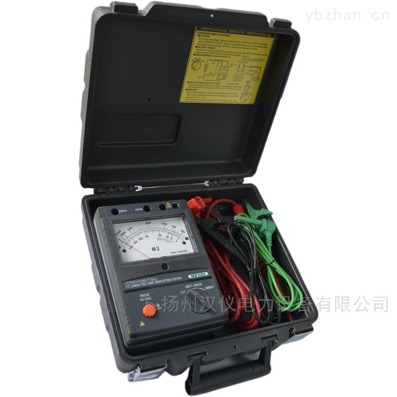 高压绝缘电阻测试仪nl-3102