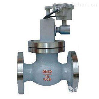 Q941F控制污水系统电动切断球阀