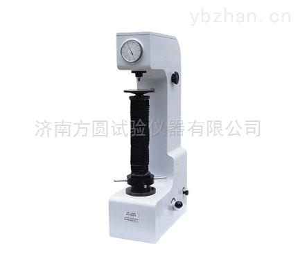 冷硬鑄件/鑄鐵洛式硬度測試、HB-150B加高型洛式硬度計滿足大工件測試需求