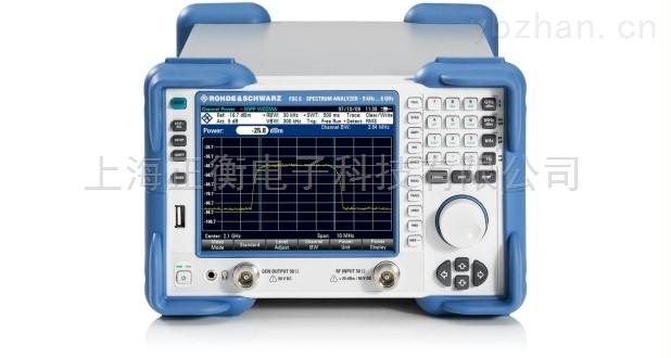 FSC3/6台式频谱分析仪
