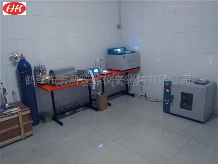 KZDL-煤质快速分析仪快速智能测硫仪煤质工业分析