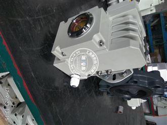防爆型电动UPVC对夹蝶阀产品销售
