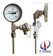 WSSE带热电偶双金属温度计
