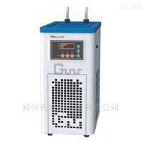 DL-400双重管强油循环水冷却器