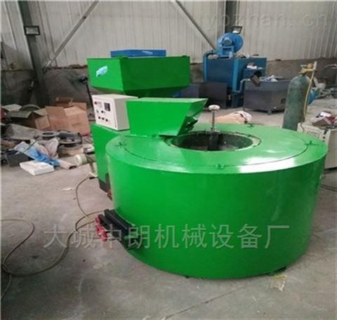 哈尔滨全自动拉管式送风生物质熔铝炉