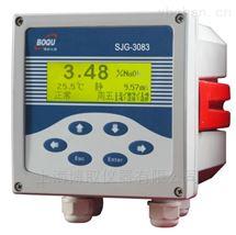 SJG-3083用于清洗钢板的硝酸浓度计