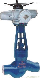 DKJ961H电动真空焊接截止阀厂
