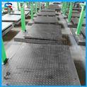 上海衡器廠1*1米機械磅秤