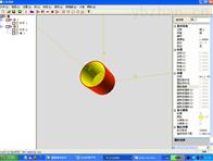 NaI闪烁探测器无源效率刻度软件