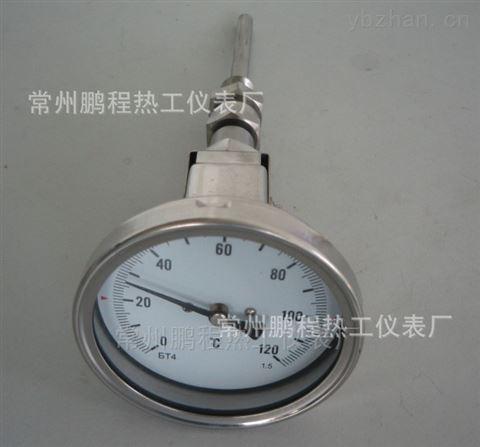 高温防腐不锈钢双金属温度计
