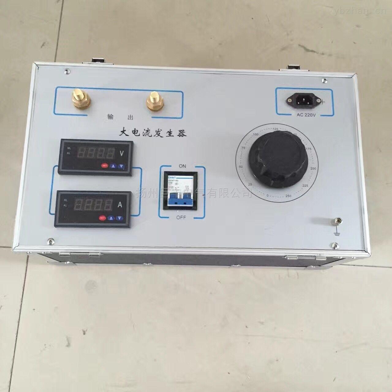 100A/2KVA交流直流電流發生器開關通斷