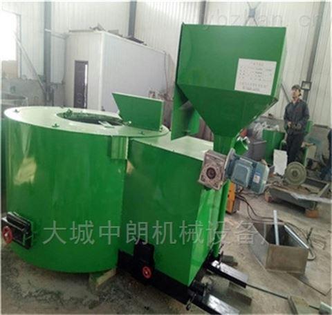 生物质颗粒坩埚式熔铝炉化铝炉